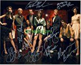 #10: FIREFLY / Serenity TV show cast 810 reprint signed photo by all 9 #2