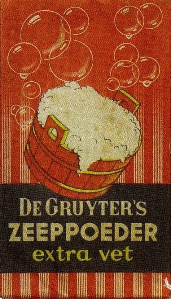 de Gruyter - Zeeppoeder, extra vet