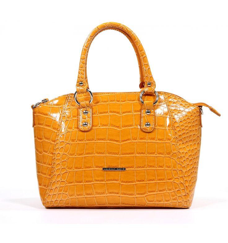 Oranje Handtas Laurent David  54321 Artikelnr.: 129590 € 65.95