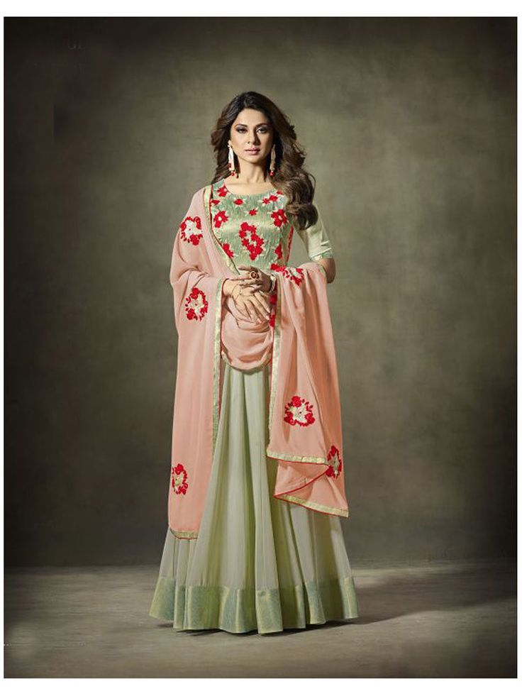 Ethnic Indian Saree For Bride: Best 25+ Indian Ethnic Wear Ideas On Pinterest