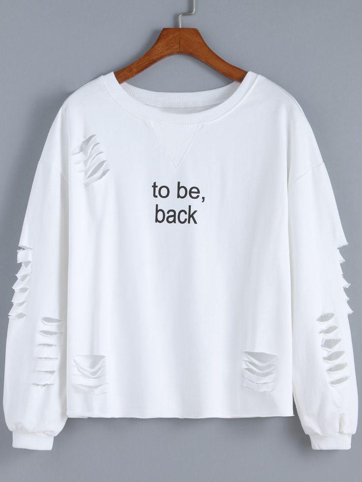 Sweatshirt+Rundhals+mit+Einschnitt-weiß+14.96