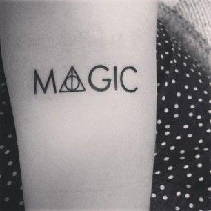 22 Tatuaggi ispirati ad Harry Potter: la magia su pelle