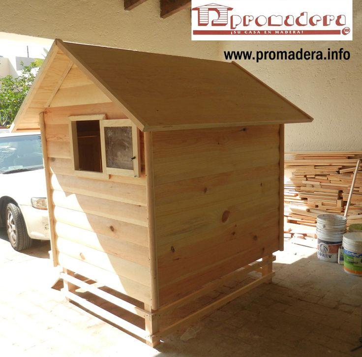19 best casas de madera infantiles images on pinterest - Casa madera infantil ...