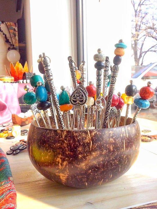 Buongiorno! #Fermacapelli #Frida #Creazioni