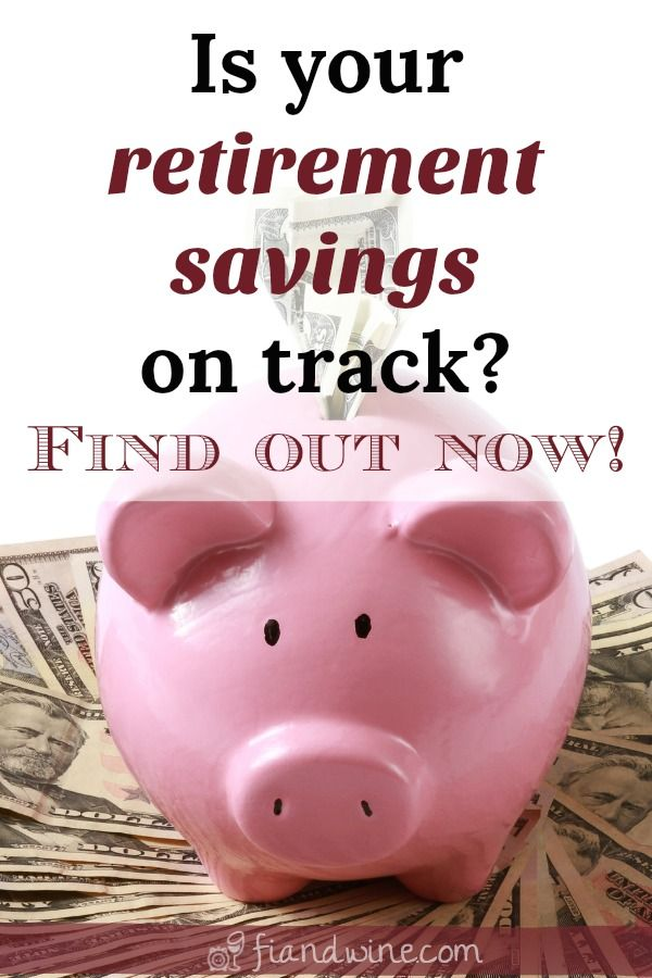 This Is What Your Retirement Savings By Age Needs To Be | Best of DD