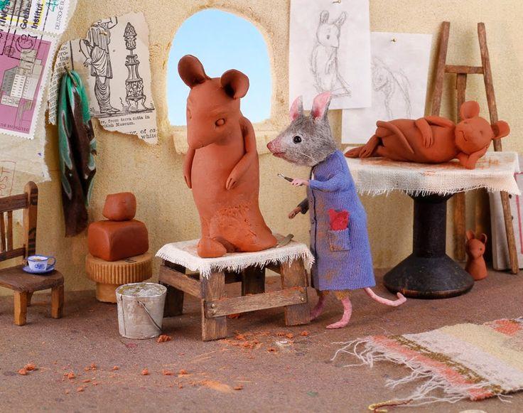 MousesHouses: January 2015