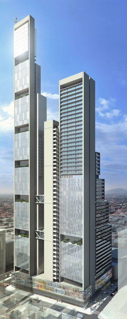 Bacata Center, Bogotá Colombia (En Construcción).