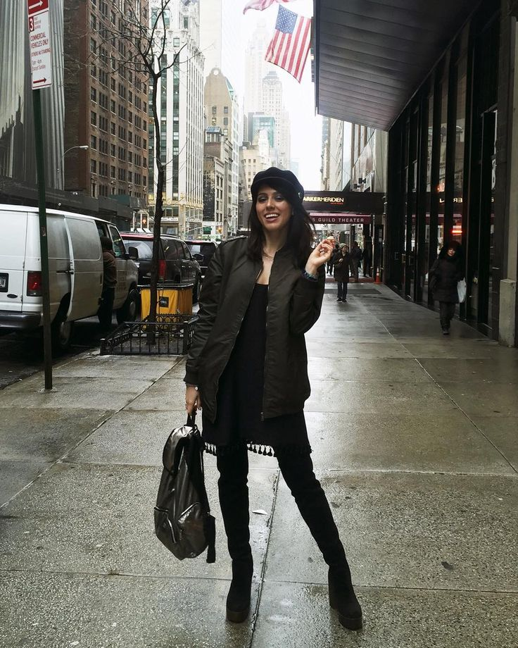 Нью-Йорк  #fashionweek я иду к тебе!