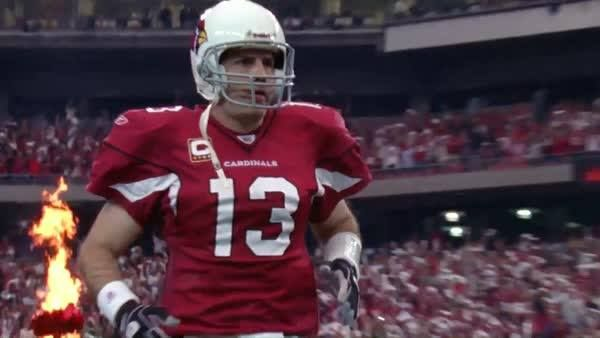 This Day In NFL History:   Green Bay Packers faced off against the Arizona Cardinals in the Wild Card Round.  96 total points were scored in a thrilling Arizona victory (51-45).