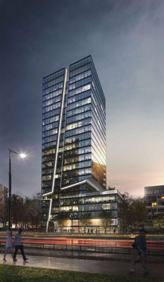 Stunning office building #office #design #moderndesign #ironageoffice http://www.ironageoffice.com/