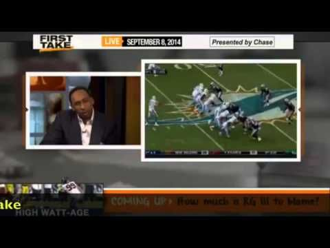 Patriots Lose To The Miami Dolphins - ESPN First Take