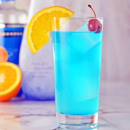 Blue lagoon cocktail rezept  The 25+ best Blue lagoon cocktail ideas on Pinterest | Blue punch ...