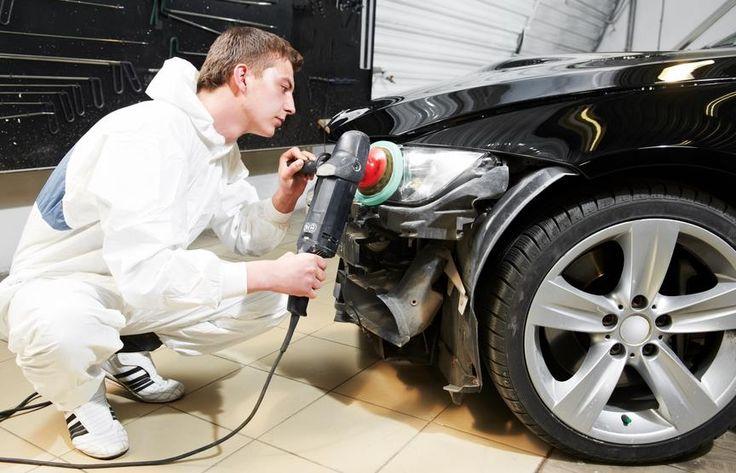 5 datos que debes conocer sobre la reparación de la carrocería de un #coche