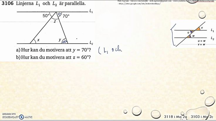 Matematik 5000 2bc VUX - Kapitel 3 - Geometri - 3106
