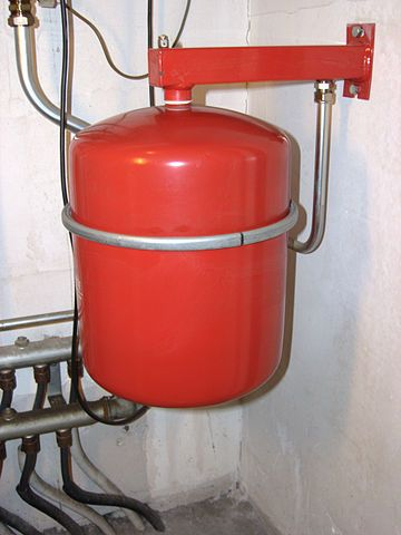 Quick Question, Quick Answer Expansion Tanks and Water Heaters. A few recent questions have come up about the practice of having an expansion tank next to the water heater when a water pressure reducing valve is used on the home and why, so simple question, simple answer. Click on picture for full article...