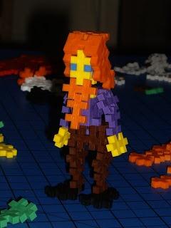 The Brick Castle: Toadstool Toy Review ~ Plus Plus