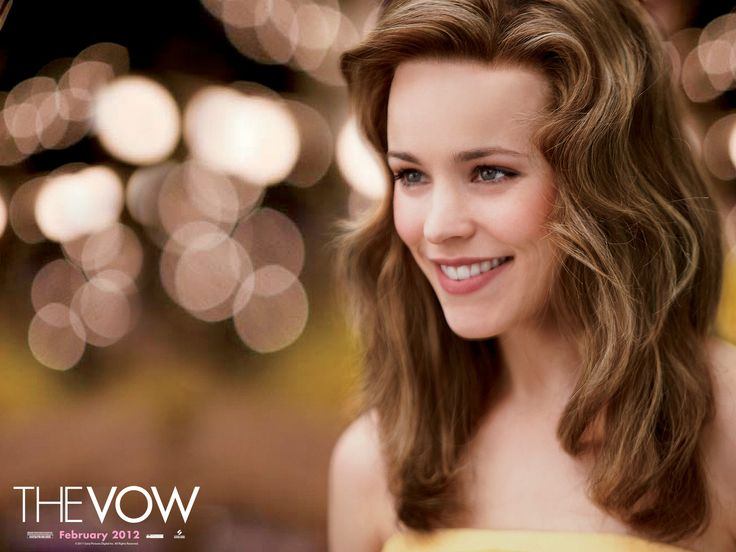 Watching The Vow again, Rachel McAdams<3