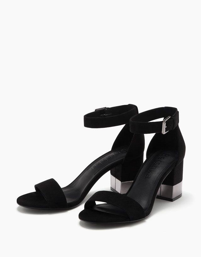 Chaussures pour femme   Bershka Printemps-Été 2017