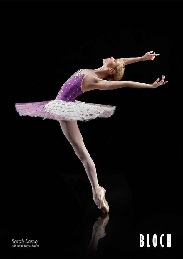 Sarah Lamb, The Royal Ballet Source and more info at: Bloch Dance USA