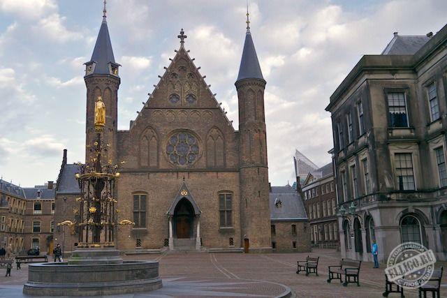 Рыцарский зал, Гаага