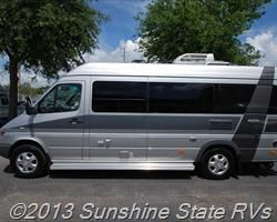 Used Airstream Parkway for sale in Gainesville FL | 2006 Airstream Parkway Class B For Sale from Sunshine State RVs | Used Class B Motorhome