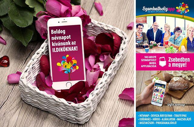 Boldog névnapot az Ildikóknak! Zsebedben az infócsomag! - (03. 10.) - Szombathely app: Vas megye első ingyenesen letölthető mobil alkalmazása!