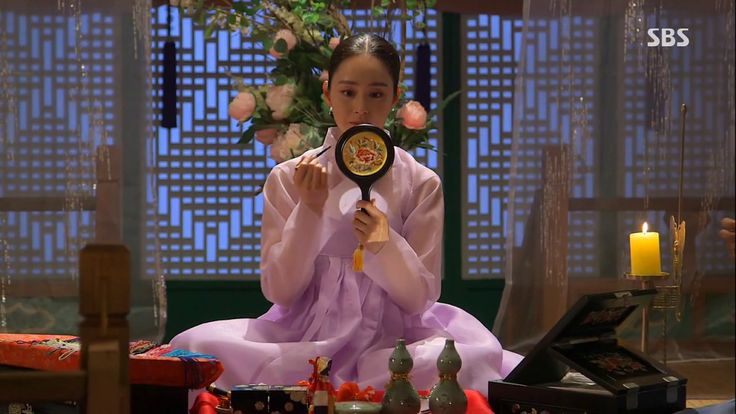 Kim Tae Hee in Jung Ok Jeong