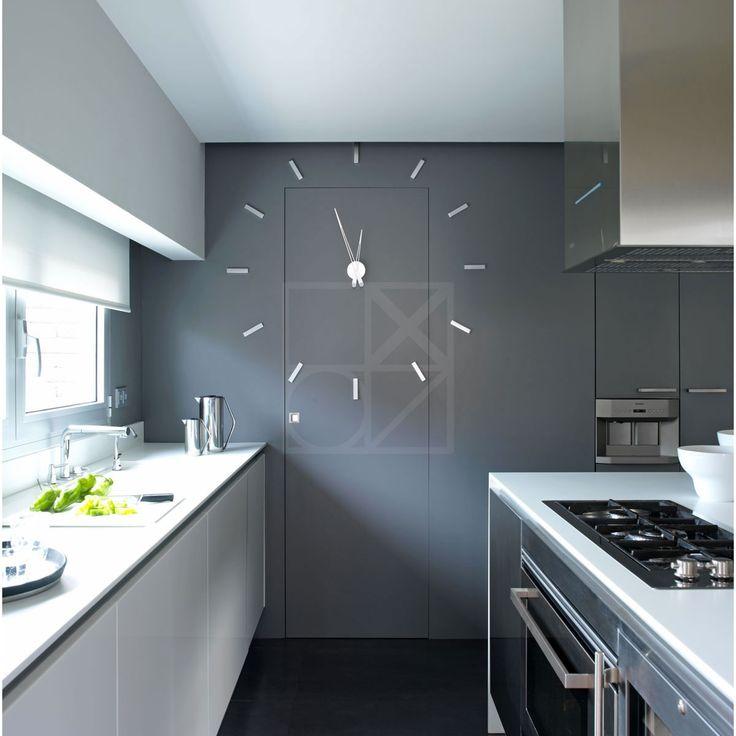 Préférence Les 25 meilleures idées de la catégorie Horloge murale moderne sur  EX74