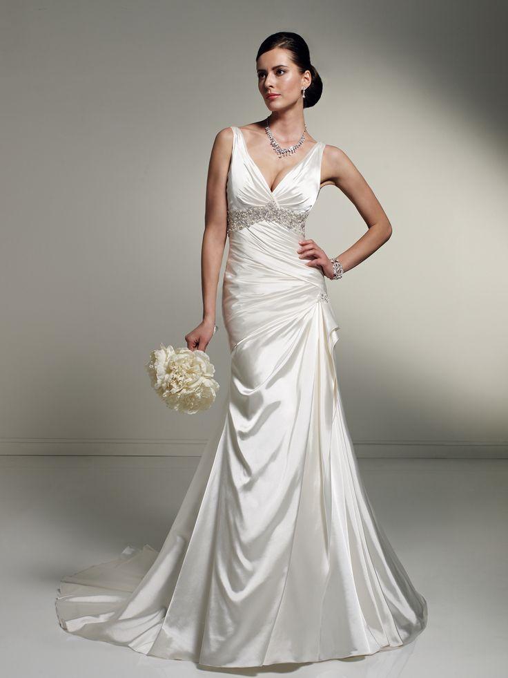 Designer Wedding Dresses by Sophia Tolli | Wedding Dresses|Style #Y21249 - Tiffany