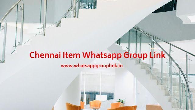 Chennai Item Whatsapp Group Link Chennai Item Whatsapp Group Link Hello Chennai Lovers And Here We Bac Whatsapp Group Architect Jobs Chennai