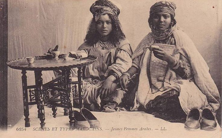 old photos from morocco