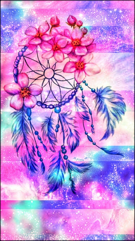 Galaxy Dreamcatcher Wallpaper
