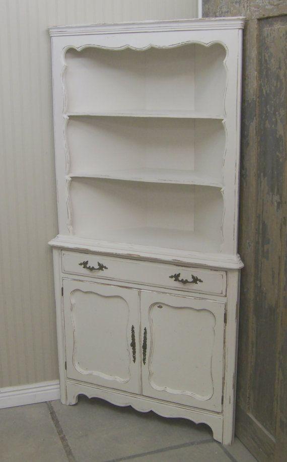 13 best corner shelf images on pinterest | corner cabinets, corner