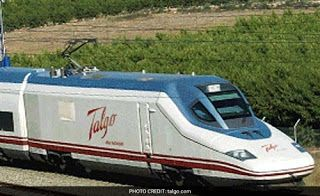 OfficialTrendNews: At 180 Km/Hr, Spanish-Made Talgo Train Is Now Indi...