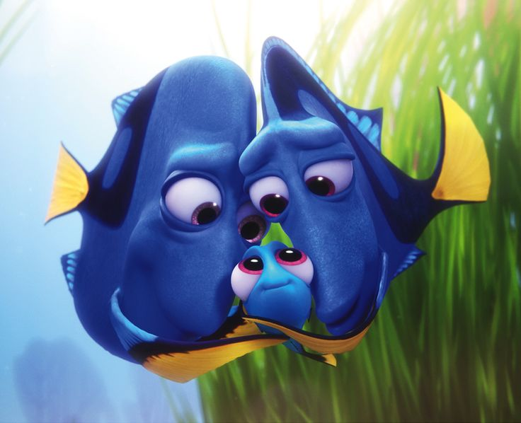 """""""We will never forget you, Dory."""""""
