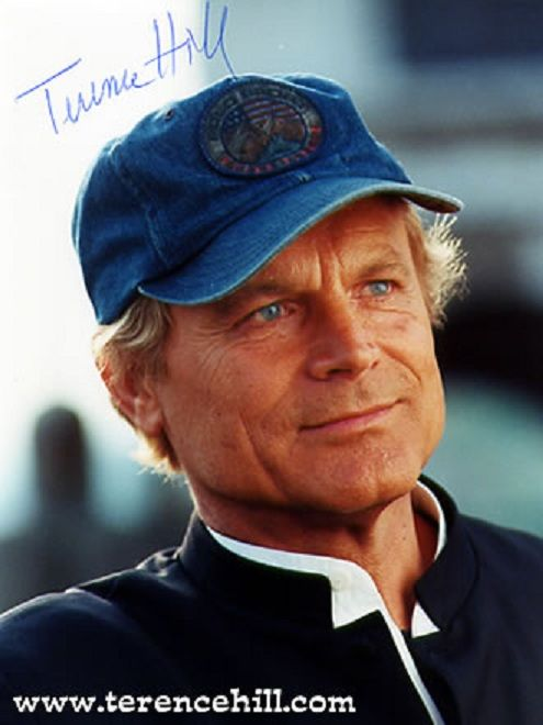 Terence Hill Don Mattteo press
