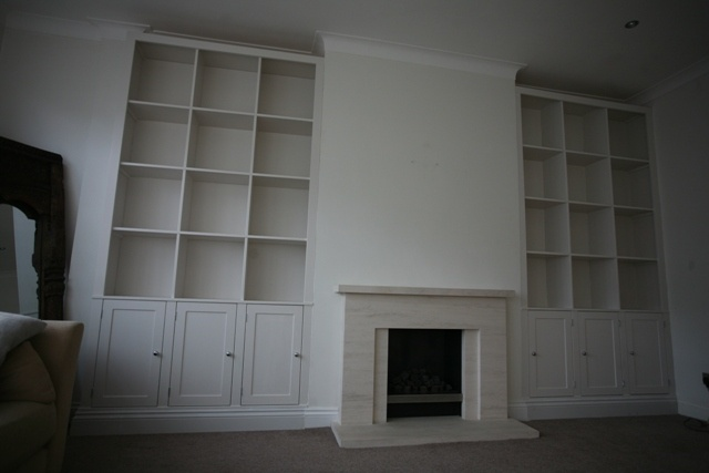 Possible shelving solution?
