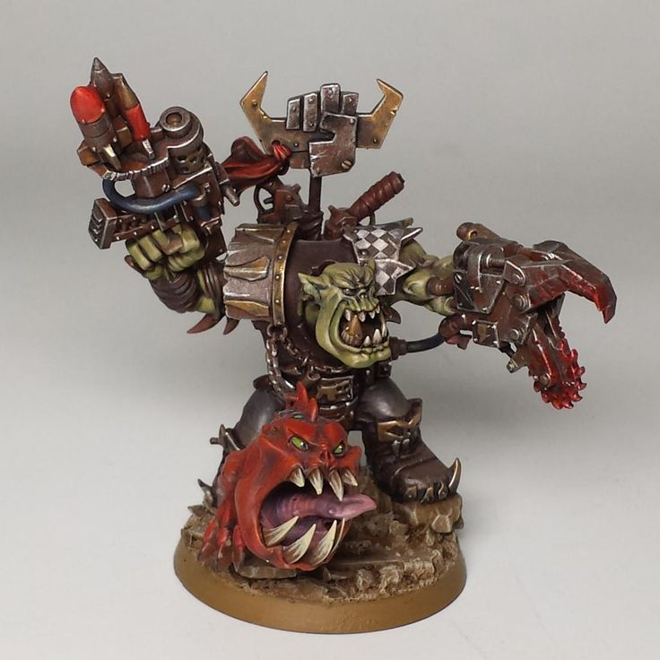 13 Best Images About Orks Goff On Pinterest