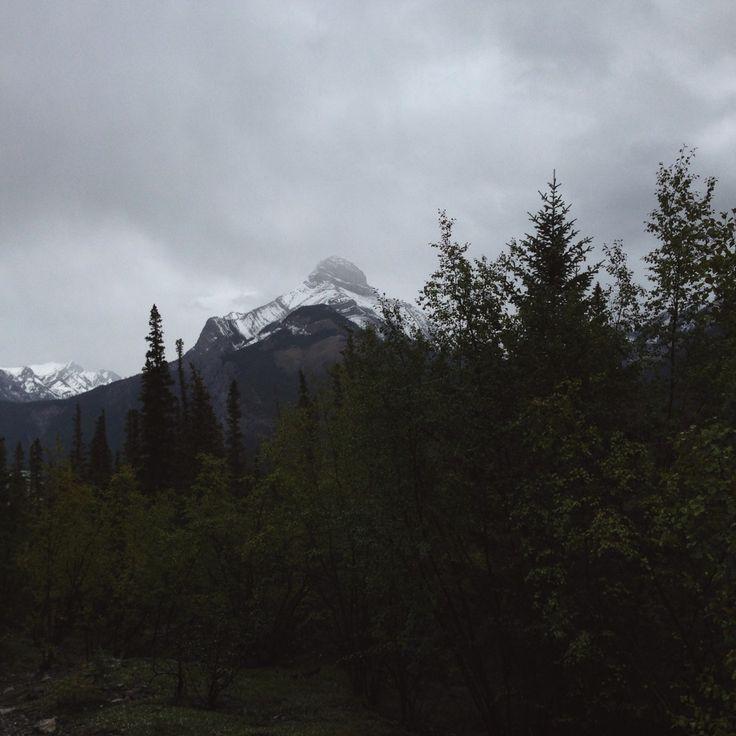 Mountain Meandering in Alberta, Canada by Rachael Read