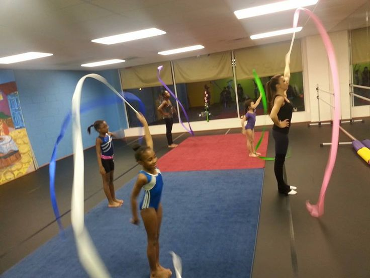 Silviya Taseva teaching a Rhythmic Gymnastics class ribbon technique at Evolution Enrichment Center.  To register call now: 1-212-375-9500 or email evolutionenrichment@gmail.com for inquiries!