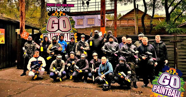 Hallo liebe Gäste, wir haben hier für euch das Gruppenbild der netten Truppe vom Mittwoch. Wir bedanken uns bei euch für euren Besuch. Bis bald...  #gopaintball #gopaintballadventurepark #adventurepark #freizeitpark #berlin #brandenburg #follow #followme #friends #fun #happy #like #paintball #woodland #woodsball #paintball4life #paintballer #paintballfield #photooftheday #picoftheday #bestoftheda   #adventurepark #bachelorparty #berlin #bestoftheday #birthdayparty #brande