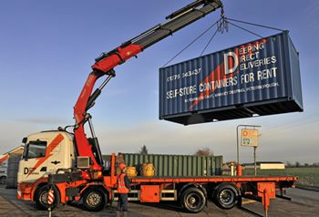 Deeping Direct Deliveries Container Hire
