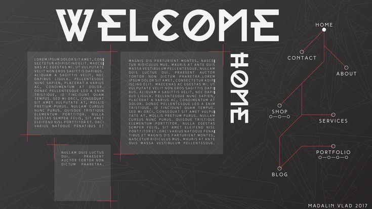 "Check out my @Behance project: ""Star: A sci-fi inspired website design"" https://www.behance.net/gallery/51813625/Star-A-sci-fi-inspired-website-design"