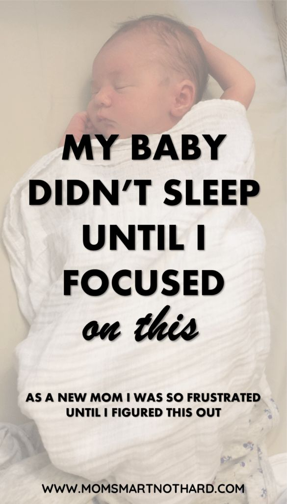 Baby Sleep Schedule to Fit Your Little One's Individual Needs – Beth Thome