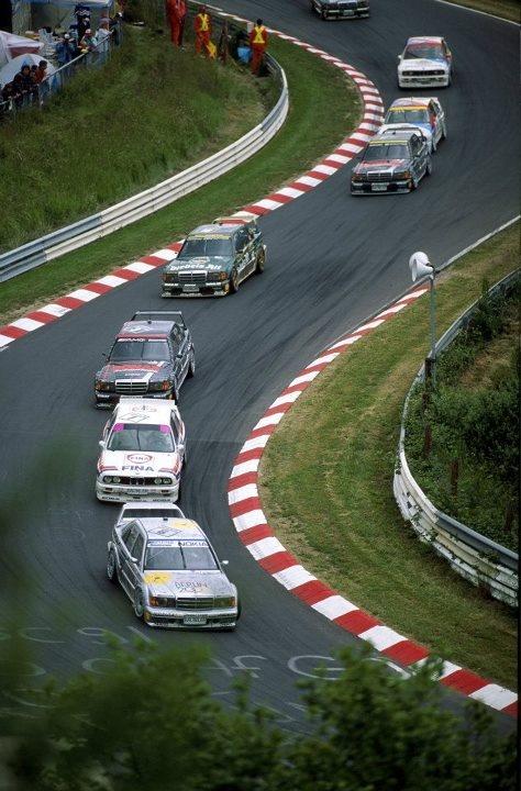 DTM at the Nürburgring - 1990-1993 15