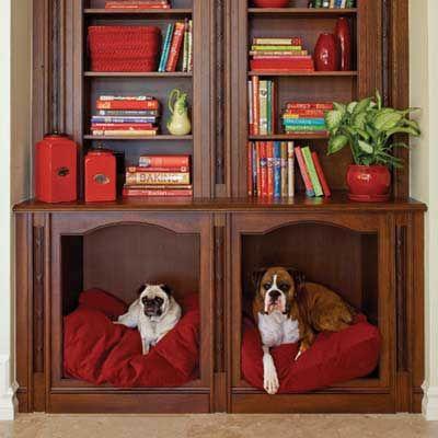 Cute dog beds!
