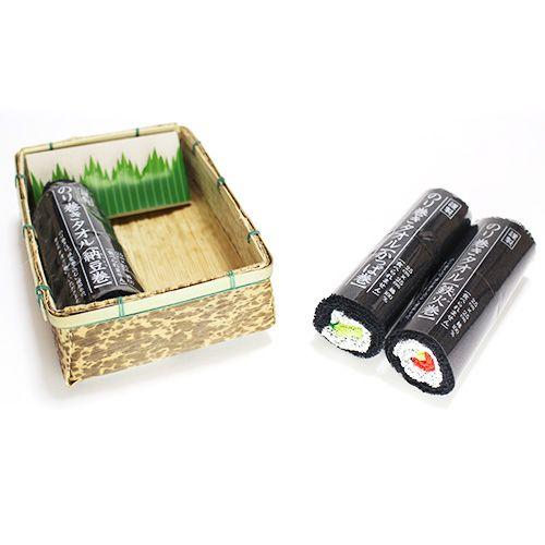 Sushi Towel のり巻きタオル ギフトセット : 東京キッチュ ユニークな和雑貨土産の通販サイト, 東京キッチュ