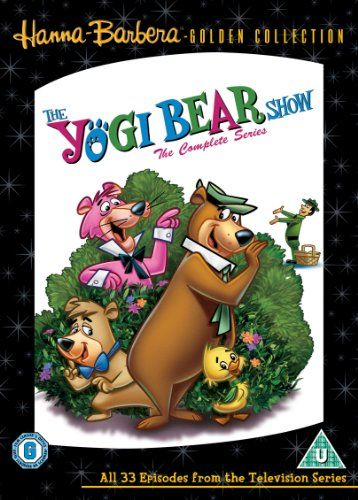 Yogi Bear - The Complete Series [DVD] [1961]: Amazon.co.uk: Daws Butler, Don Messick, William Hanna, Joseph Barbera: DVD & Blu-ray