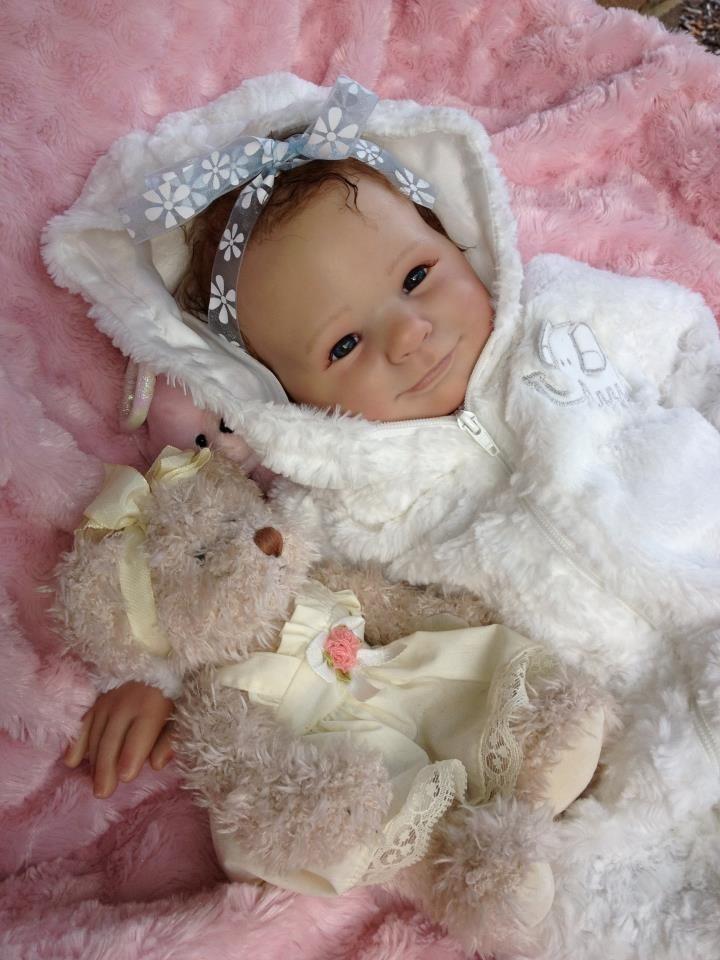 Peek-A-Boo Babies reborn nursery