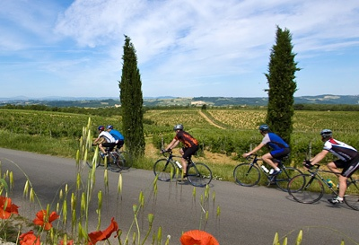 8 Top Spring Break Destinations for Fitness: Trek Travel Cycling Vacations in Tuscany